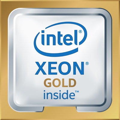 Intel Xeon Gold Inside